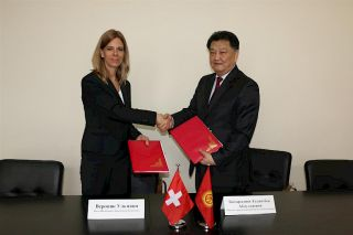 Switzerland and Kyrgyzstan launched a new project to improve health of the population in Kyrgyzstan
