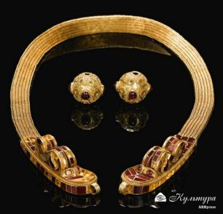5-century jeweleries from Kyrgyzstan haven't been sold by Sotheby's – Culture Ministry
