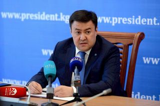 Jeenbekov to meet in Ankara with President, Prime Minister and Speaker of Parliament