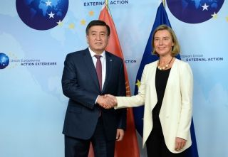 European Union to continue supporting authorities of Kyrgyzstan