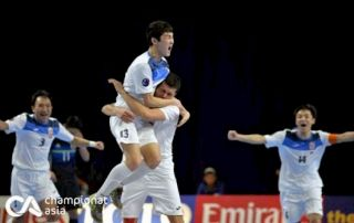 Kyrgyzstan national futsal team begins preparations for Asian Championship in Taipei