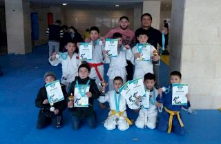 Young judokas from Kyrgyzstan win 9 medals at tournament in Kazakhstan