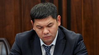 Deputy chief of Kyrgyz financial police ousted