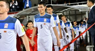 "Kyrgyzstan VS India football match will be held under slogan ""Children of Kyrgyzstan: Together for Victory!"""