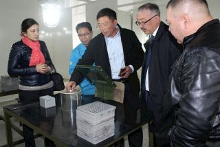 Plant assembling detonators to be open in April in Chui oblast