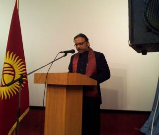 Indian Culture Center opens in National Library of Kyrgyzstan