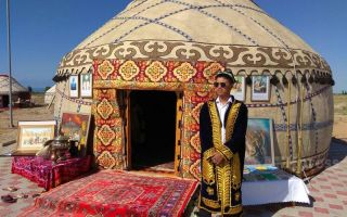 Altai civilization exposition opens in Issyk-Kul