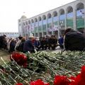 Requiem meeting is held in Bishkek in memory of victims of the 2002 Aksy events