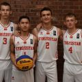 Kyrgyzstan's streetball team gets through to Olympic Games for the first time