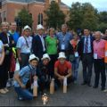 Kyrgyzstan's team arrives in Belgium to partake in Special Olympics 2014